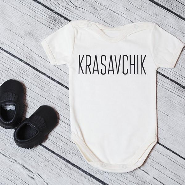 Боди KRASAVCHIK - фото