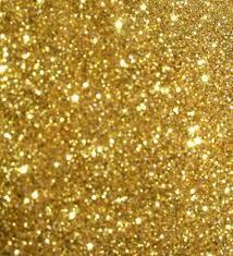 Золото глиттер